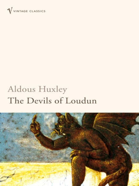 Vintage Classics edition of The Devils of Loudun