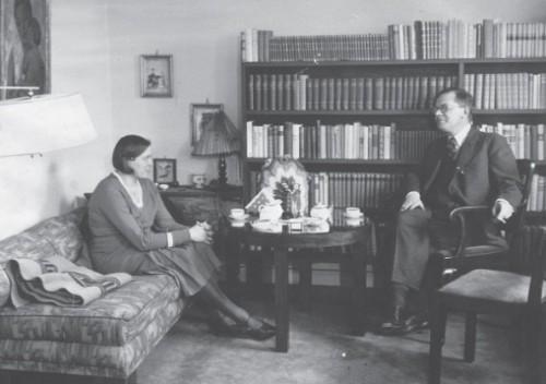 Suse and Rudolf. (Image: etpuisapres.hautetfort.com)