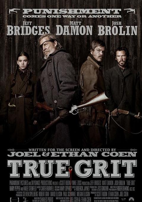 True Grit, Charles Portis (2/3)