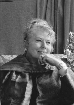 Professor Janet Groth. Image: algonquin.com