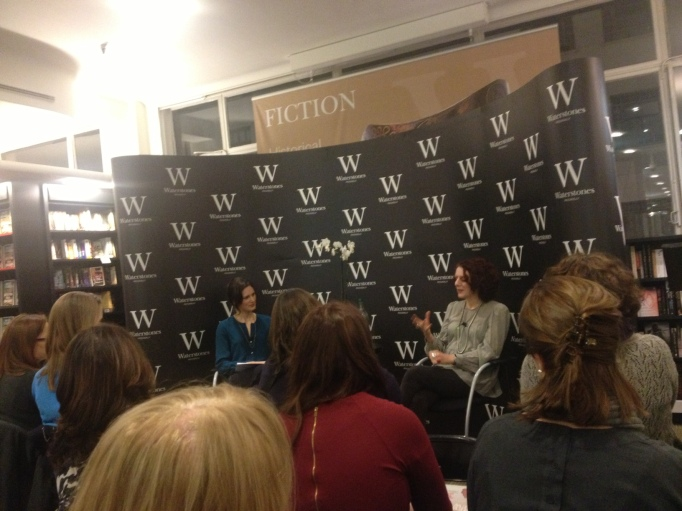 Maggie O'Farrell in conversation with Elizabeth Day