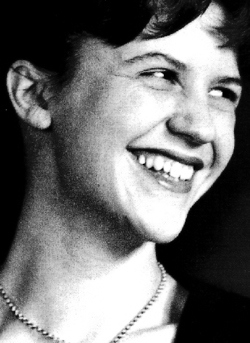 A smiling Sylvia. Image: phdavies.wordpress.com
