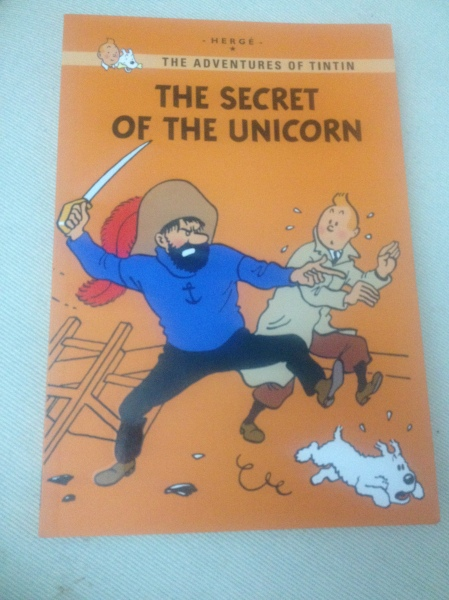 Some Reasons Why Tintin Is Amazing