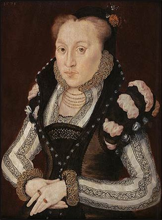 Lady Mary Grey by Hans Eworth. Image: wikipedia.org
