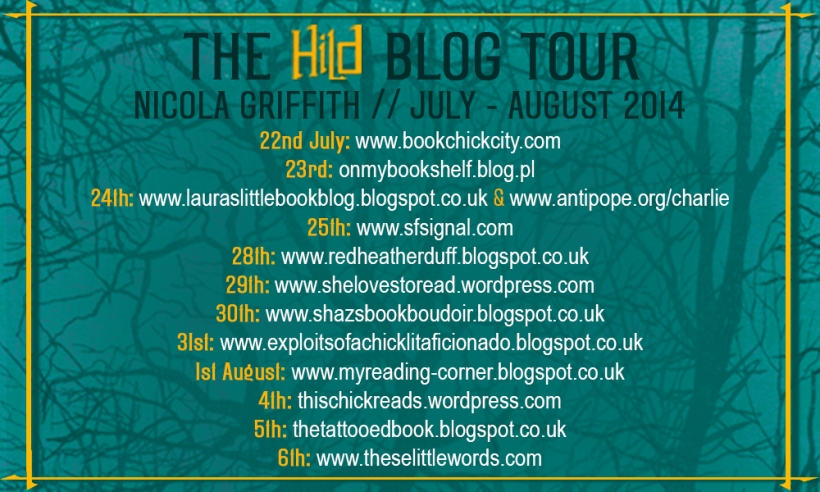 Hild blog tour visual final1