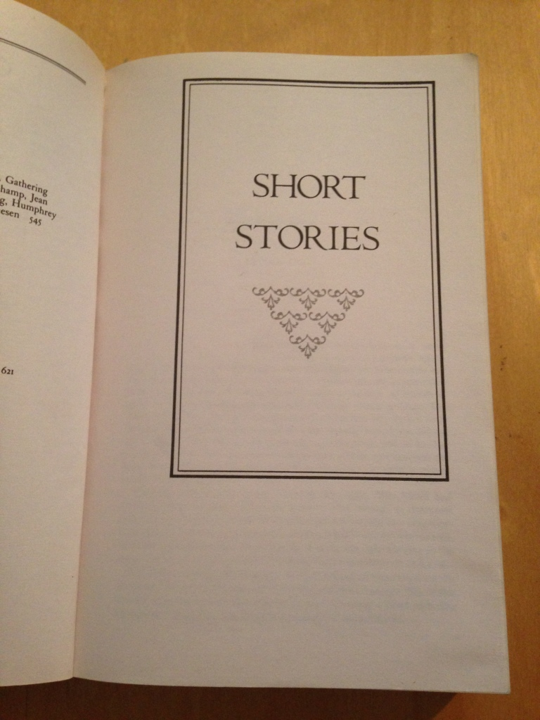 Capote Readathon: Short Stories (Part One)