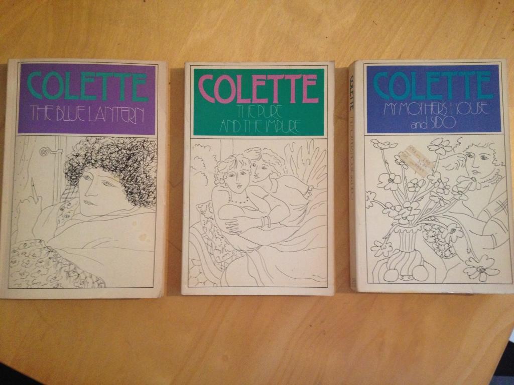 Bookshelf Adventures: Colette