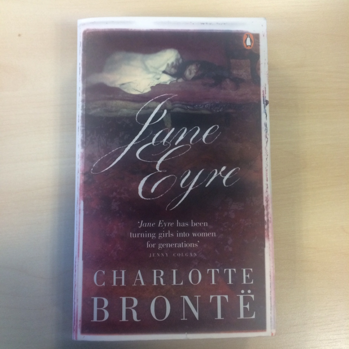 Re-reading: Jane Eyre by Charlotte Bronte