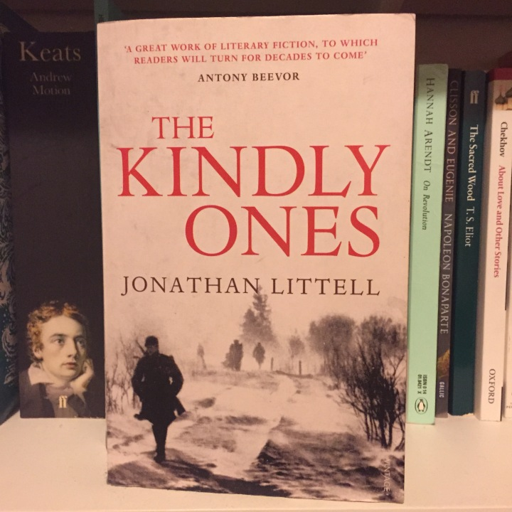 In Which I Am So, So Glad I Finally Read The Kindly Ones by JonathanLittell